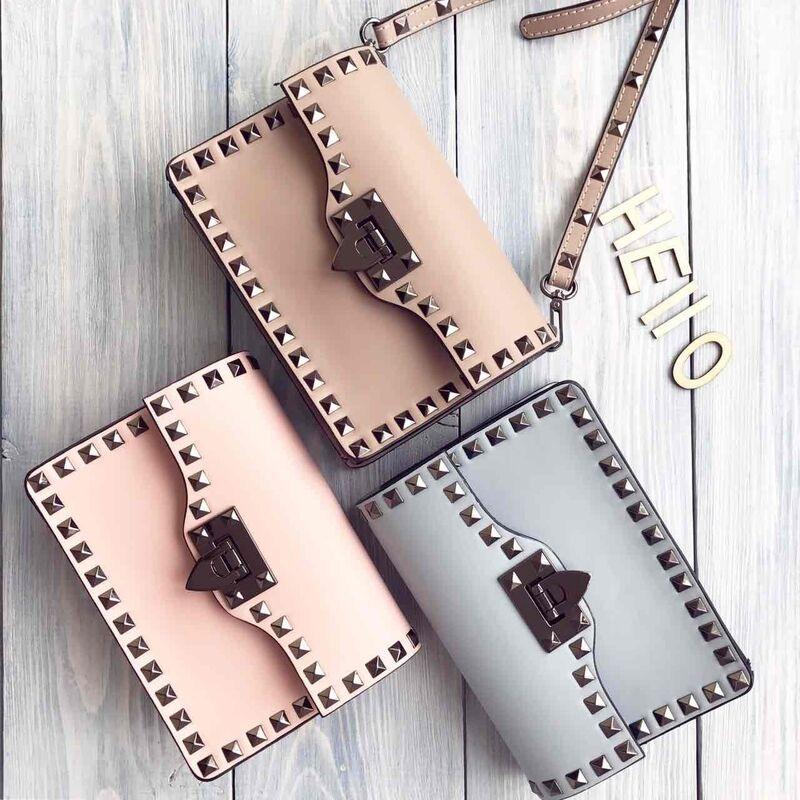 Магазин сумок Vezze Кожаная женская сумка С00184 - фото 1