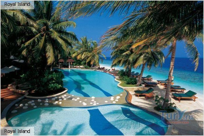 Туристическое агентство Jimmi Travel Отдых на Мальдивах, Royal Island 5* - фото 2