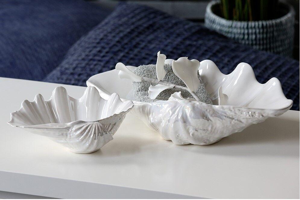 Подарок Casablanca Чаша «Ракушка» глазированная керамика, 46042 - фото 1