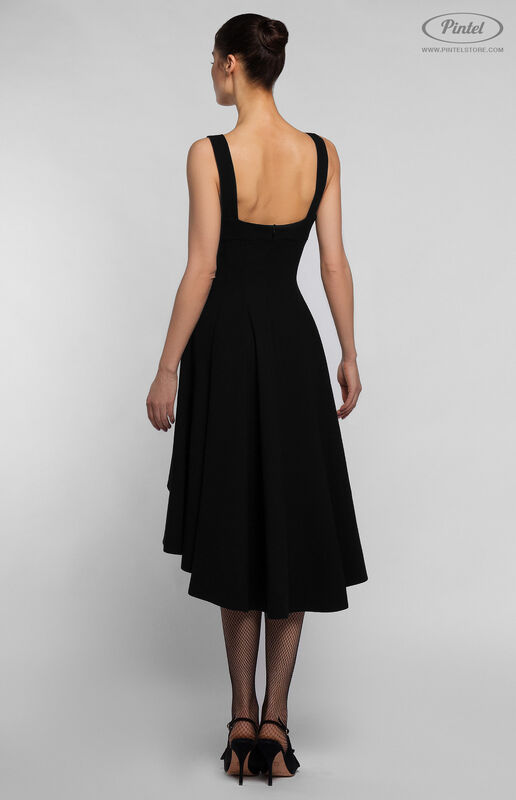 Платье женское Pintel™ Приталенное платье-сарафан без рукавов JOSEÉ - фото 4