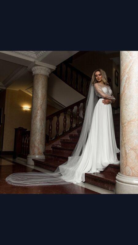 Свадебный салон Vanilla room Свадебное платье Клэр - фото 3