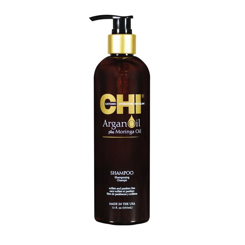 Уход за волосами CHI Шампунь для восстановления волос Argan Oil - фото 1
