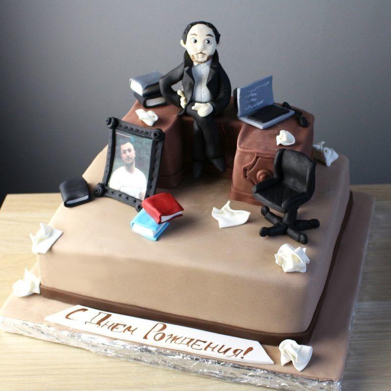 Торт Заказторта.бай Корпоративный торт №6 - фото 1