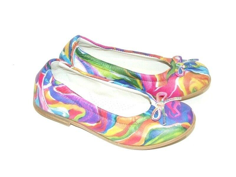 Обувь детская Zecchino d'Oro Туфли для девочки F01-3105 - фото 3