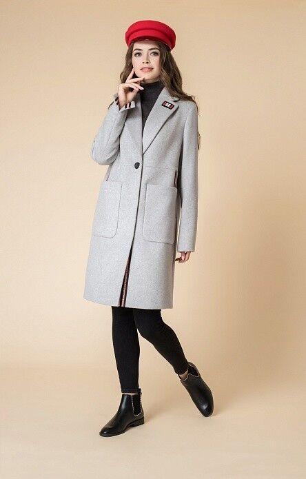 Верхняя одежда женская Elema Пальто женское демисезонное 1-8901-1 - фото 1