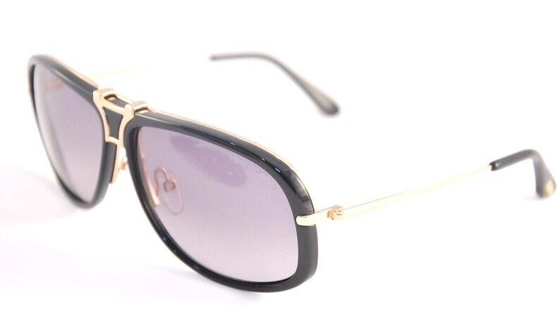 Очки Tom Ford Солнцезащитные очки TF286 01B - фото 1