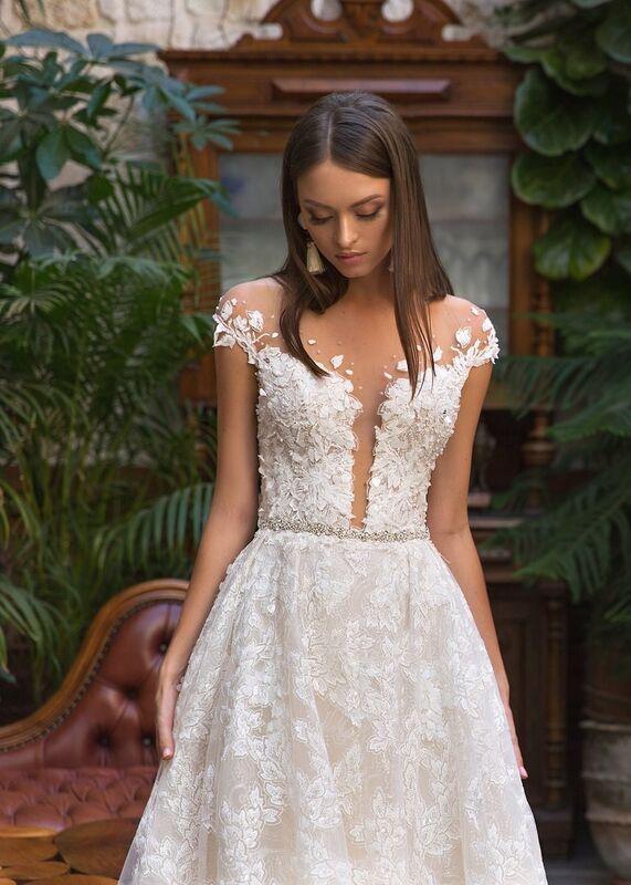 Свадебный салон Eva Lendel Свадебное платье Klaris - фото 2