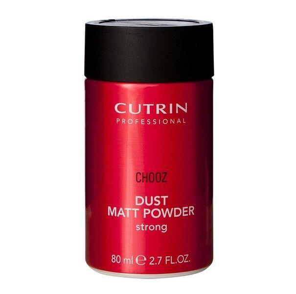 Уход за волосами Cutrin Матирующая пудра сильной фиксации Chooz Dust Matt Powder Strong - фото 1