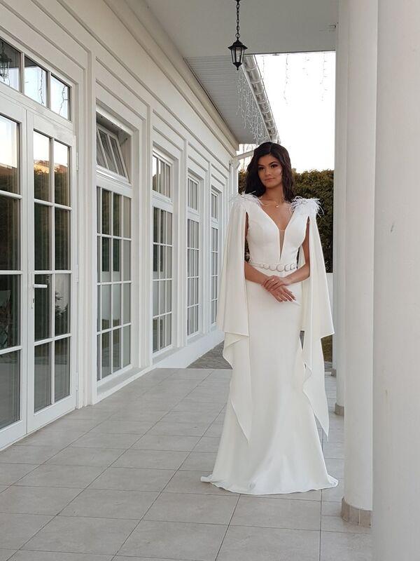 """Вечернее платье ALIZA свадебное платье """"Afellye"""" - фото 2"""