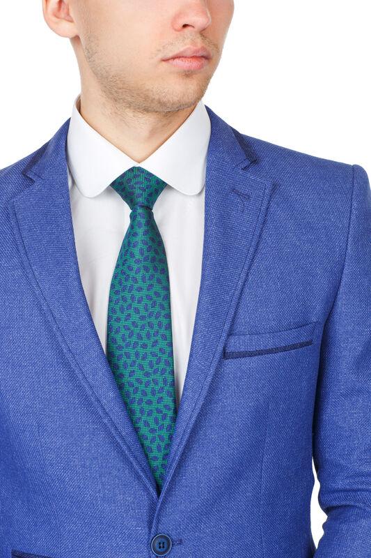 Пиджак, жакет, жилетка мужские HISTORIA Пиджак из фактурной ткани - фото 3