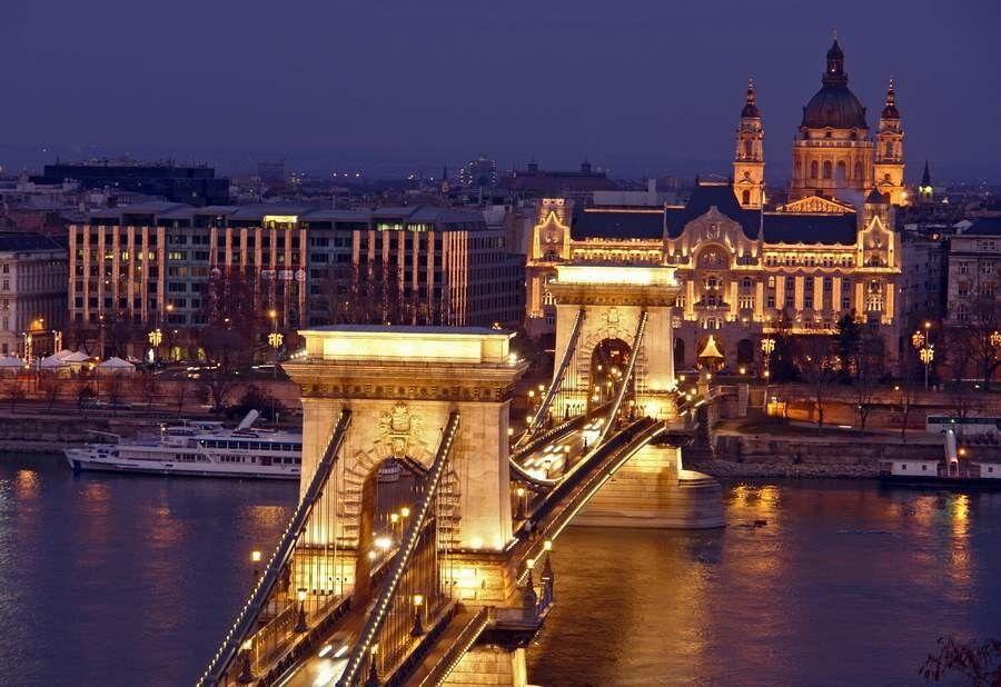 Туристическое агентство Сэвэн Трэвел Автобусный тур «Волшебство трех столиц Будапешт-Вена-Прага» - фото 7