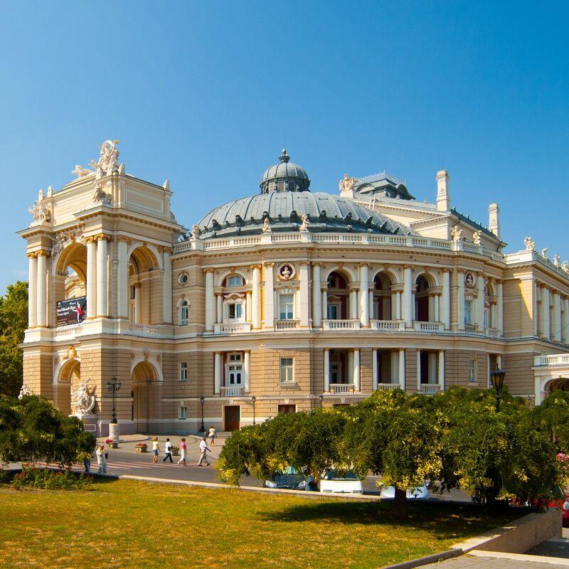 Туристическое агентство Элдиви Автобусный экскурсионный тур с отдыхом на море «Выходные в Одессе» - фото 1