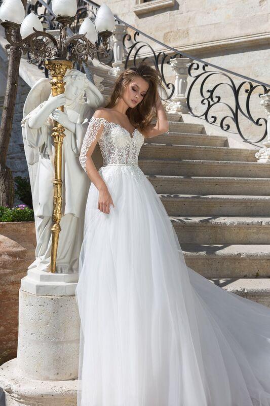 Свадебное платье напрокат Eva Lendel Jenna - фото 1