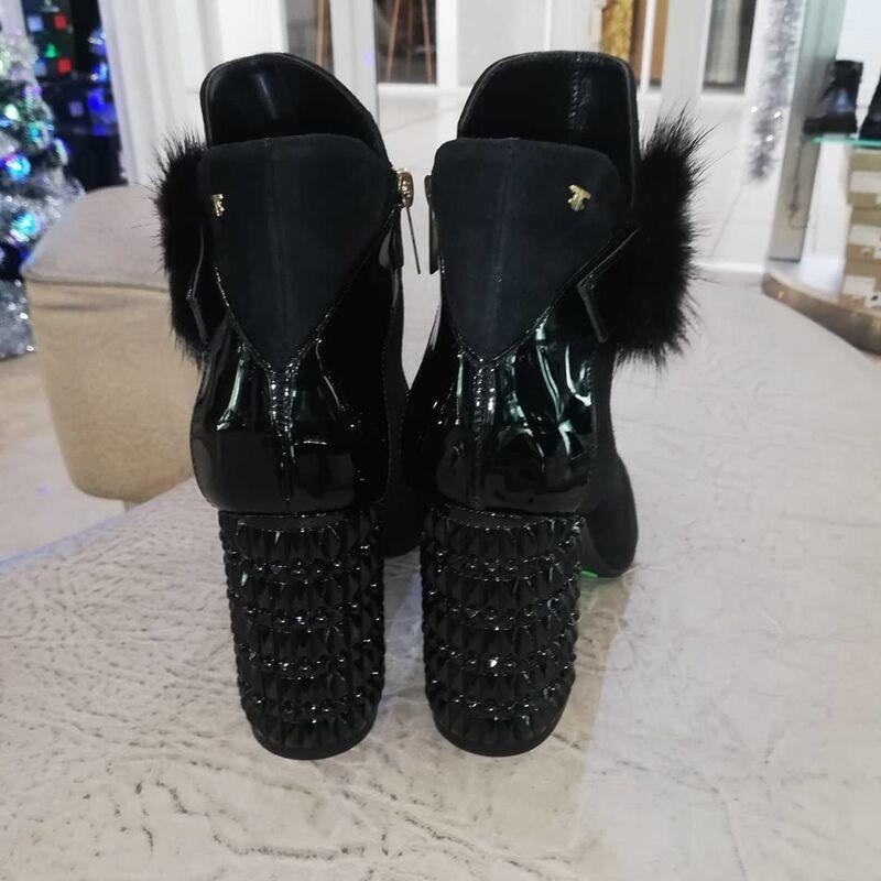 Обувь женская Fiorangelo Ботинки женские 5005 - фото 4