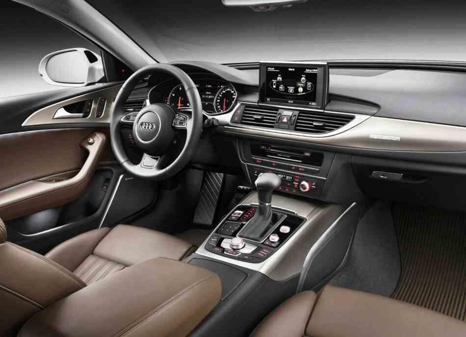 Аренда авто Audi А6 2009 года - фото 2