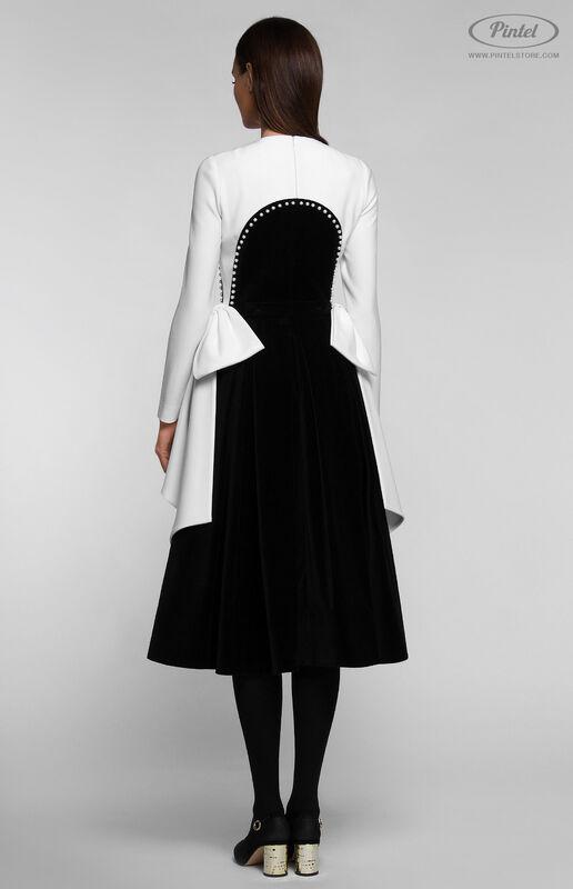 Платье женское Pintel™ Комбинированное платье  Abigale - фото 3