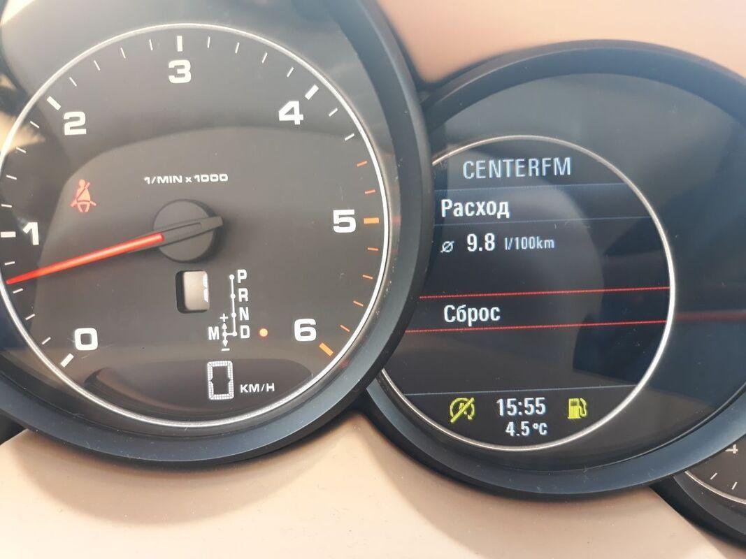 Прокат авто Porsche Cayenne 2010 г.в. - фото 8