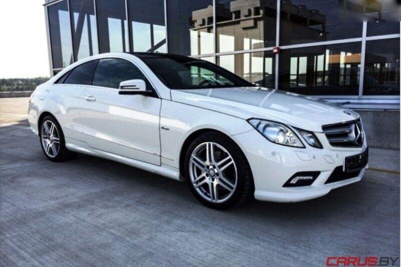 Прокат авто Mercedes-Benz Е250 AMG - фото 5