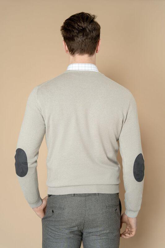 Кофта, рубашка, футболка мужская Etelier Джемпер мужской  tony montana T2002 - фото 7