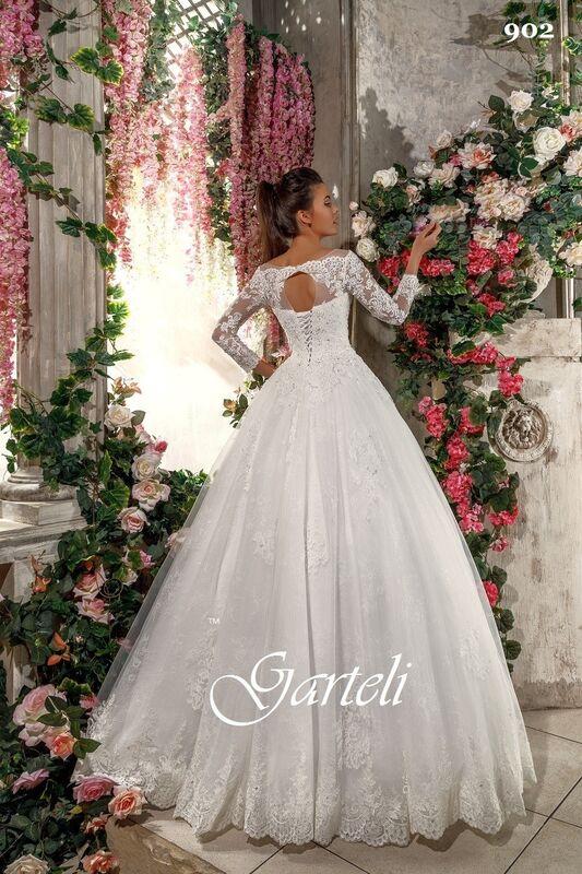 Свадебный салон Garteli Свадебное платье 902 (коллекция 2019) - фото 2
