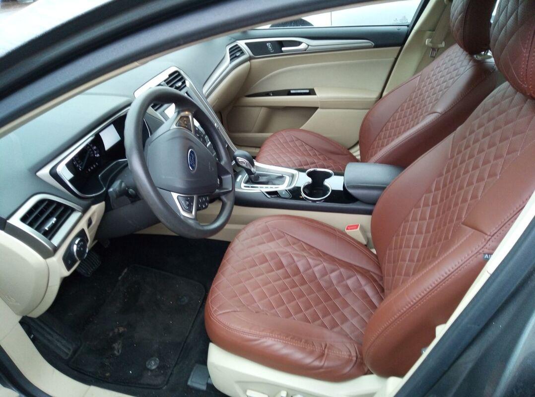 Прокат авто Ford Mondeo 2014 - фото 4