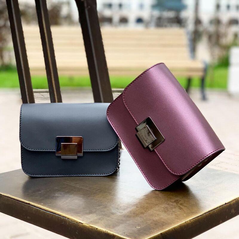 Магазин сумок Vezze Кожаная женская сумка C00529 - фото 1