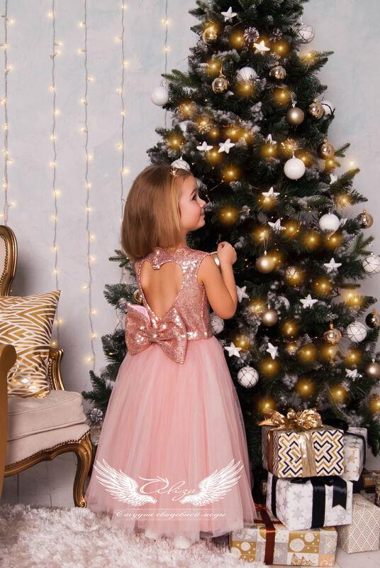 """Платье детское ALIZA детское платье """"Darina"""" - фото 1"""