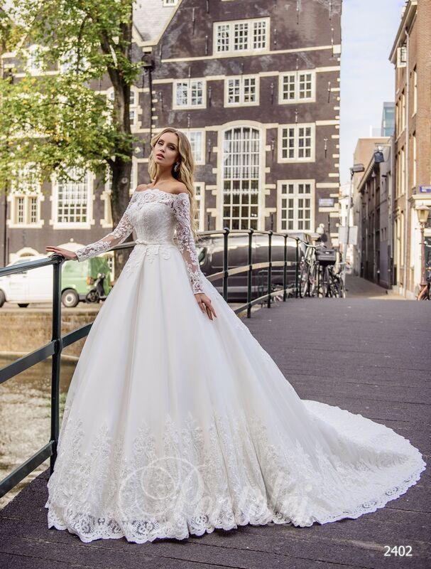 Свадебное платье напрокат Lavender Свадебное платье Daniella - фото 1