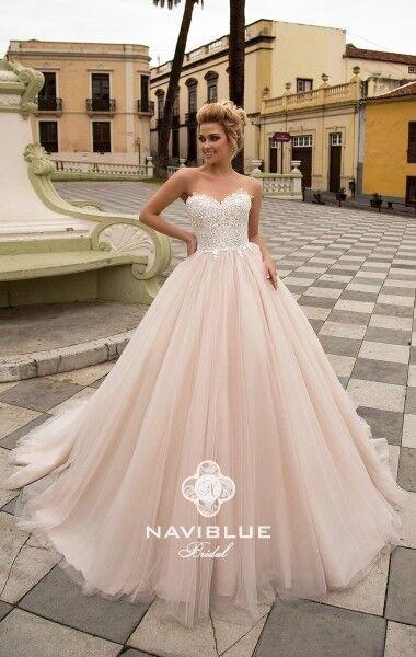 Свадебное платье напрокат Vanilla room платье свадебное Лолита 17008 - фото 1
