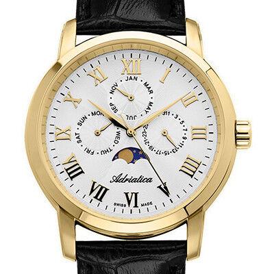 Часы Adriatica Наручные часы A8134.1233QF - фото 1