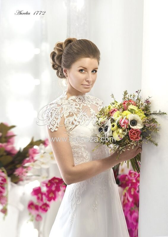 Свадебное платье напрокат Rafineza Свадебное платье Aurelia - фото 2