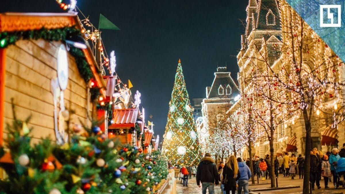 Туристическое агентство VIP TOURS ⛄Новый год в Москве!!! ⛄ - фото 1