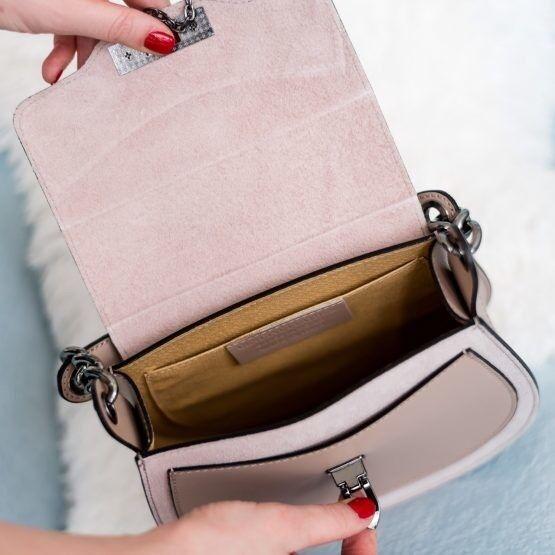 Магазин сумок Vezze Кожаная женская сумка C00459 - фото 3