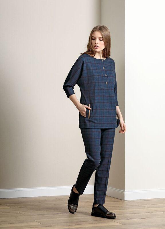 Кофта, блузка, футболка женская Burvin Блузка женская 5900 - фото 1