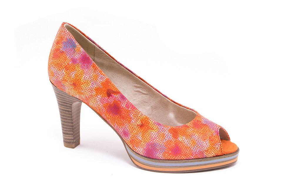 Обувь женская Marco Tozzi Туфли женские 2-29300-28-507 - фото 1