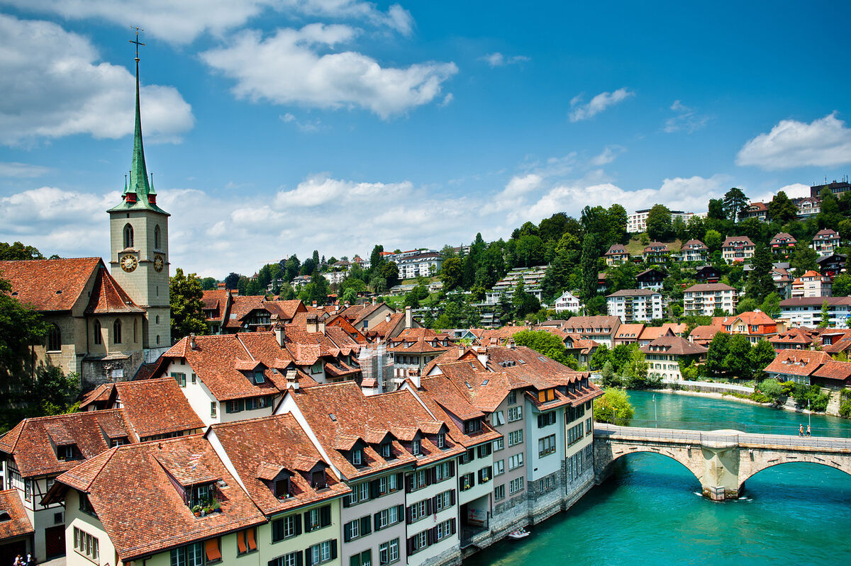 Туристическое агентство Элдиви Автобусный тур «Классическая Швейцария» - фото 4