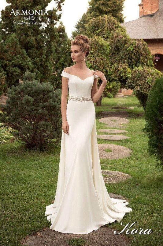 Свадебный салон Armonia Платье свадебное Kora - фото 1