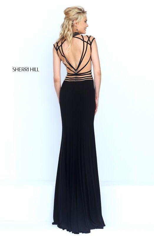 Вечернее платье Sherri Hill Платье вечернее 50117 - фото 4