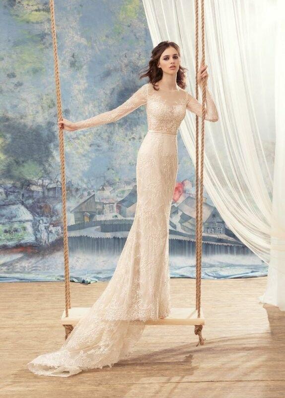 Свадебный салон Papilio Свадебное платье «Агуйа» 1717L - фото 1