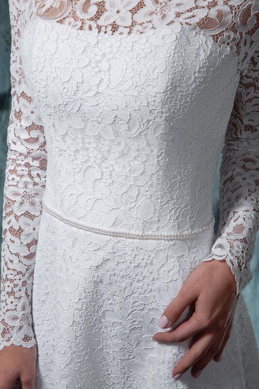 Свадебное платье напрокат Артемида Платье свадебное Ageya - фото 2