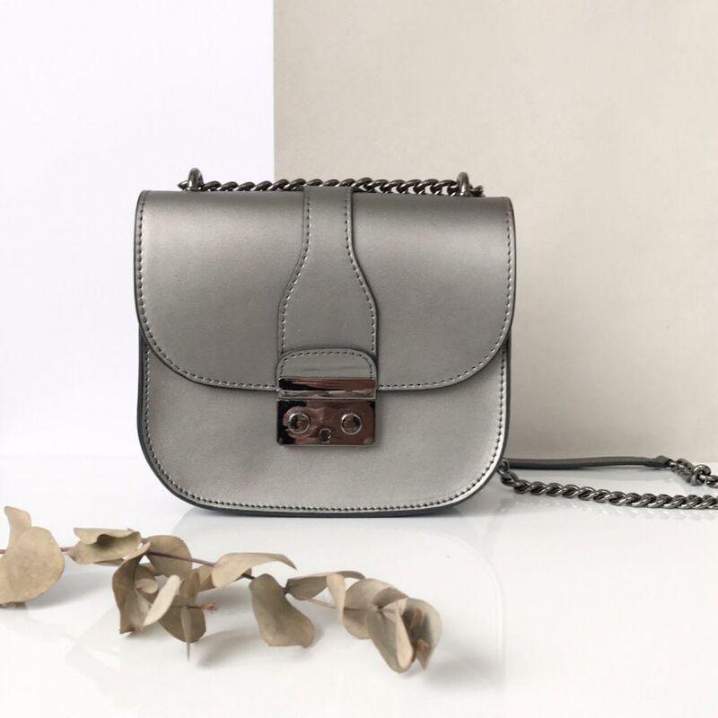Магазин сумок Vezze Кожаная женская сумка С00207 - фото 1