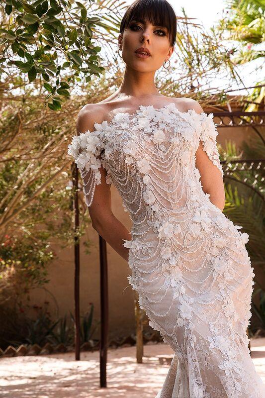 Свадебный салон Crystal Свадебное платье Grace - фото 3
