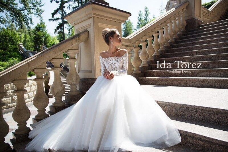 Свадебный салон Ida Torez Платье свадебное Ophelia - фото 2