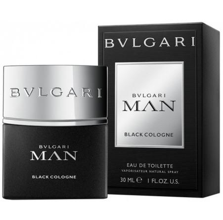 Парфюмерия Bvlgari Туалетная вода Man Black Cologne - фото 1