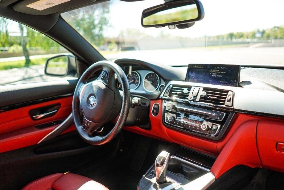 Прокат авто BMW 428i - фото 4
