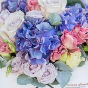 """Магазин цветов Долина цветов Букет  """"Послание для любимой мамы"""" - фото 1"""