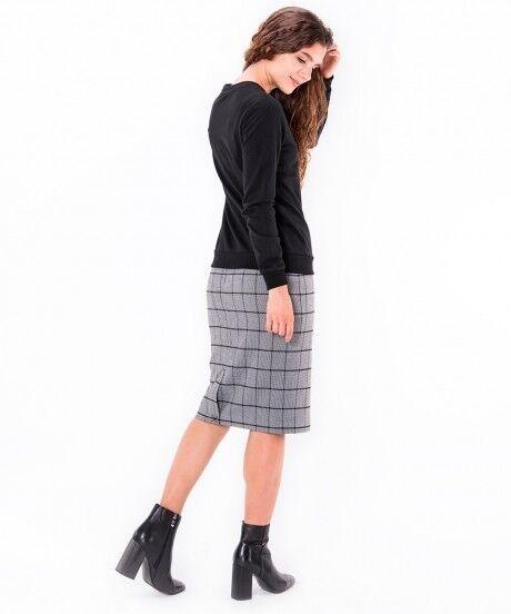 Кофта, блузка, футболка женская SAVAGE Джемпер женский арт. 910820 - фото 2
