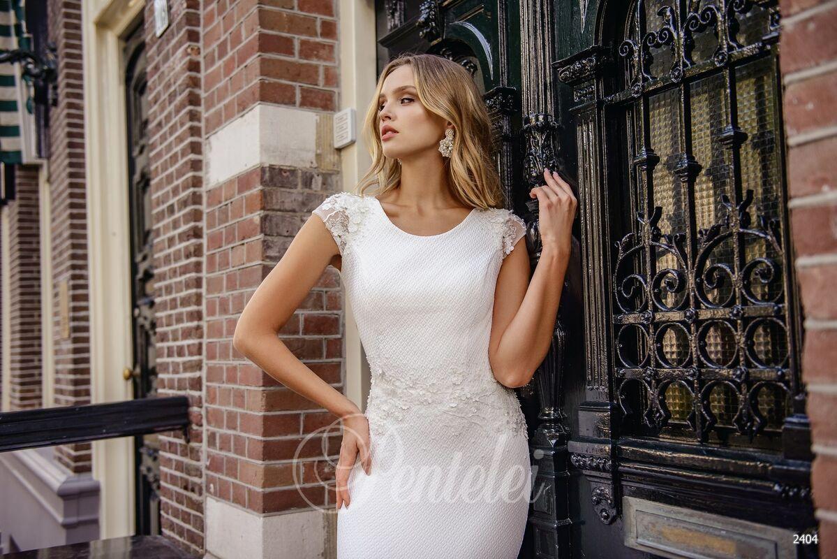 Свадебное платье напрокат Lavender Свадебное платье Adriana - фото 3