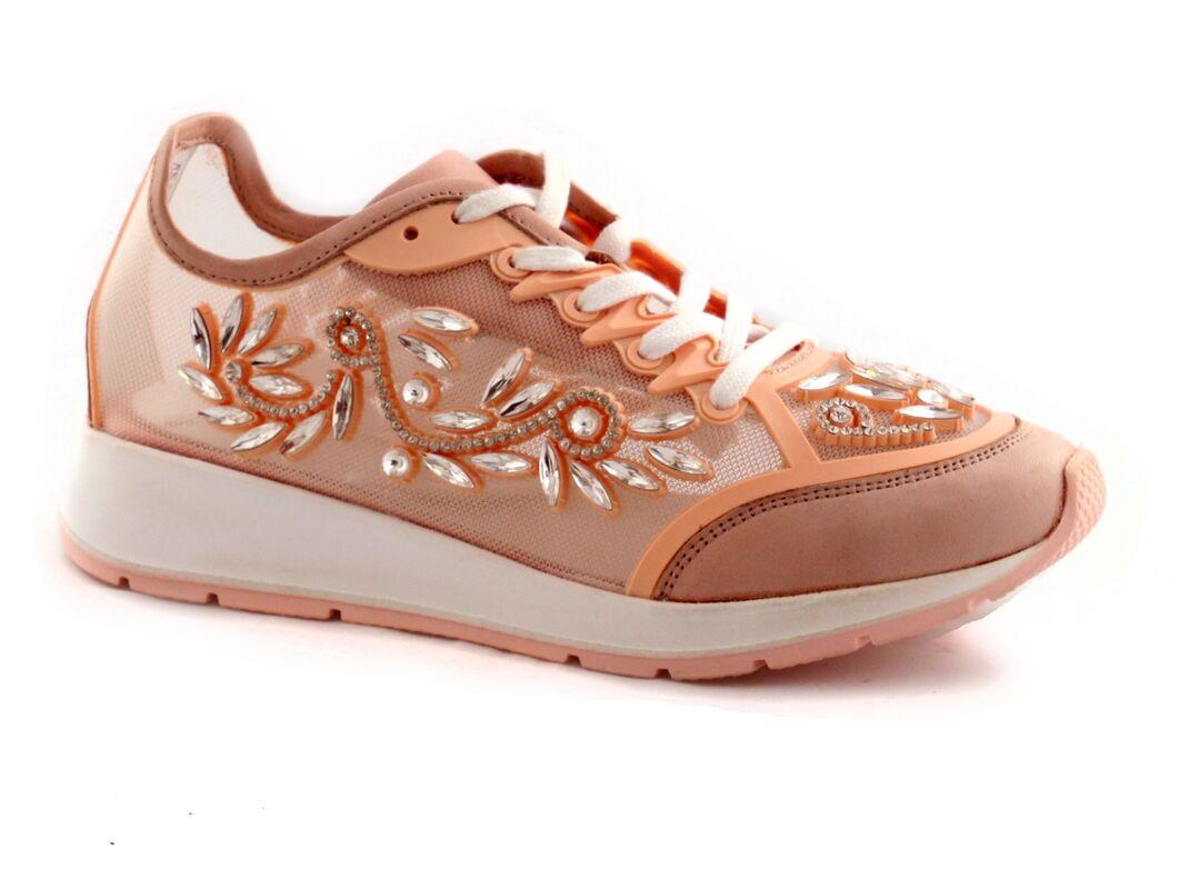 Обувь женская Lab Milano Кроссовки женские 20501 - фото 2