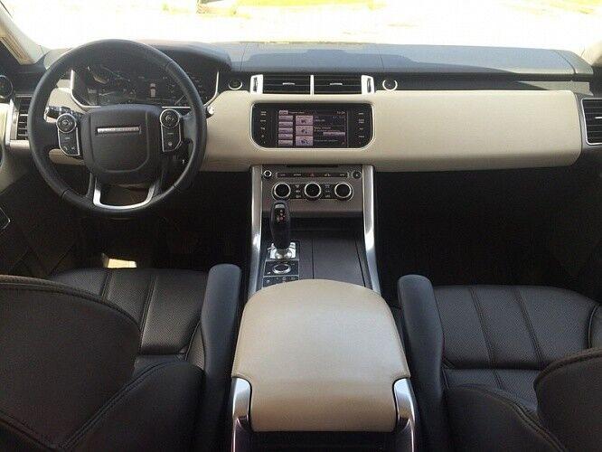 Прокат авто Range Rover Sport 2015 - фото 3